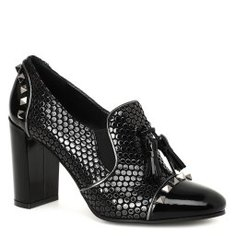 Туфли NANDO MUZI A203DEL черный