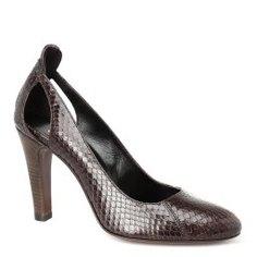 Туфли MICHEL VIVIEN FILIPPA темно-коричневый