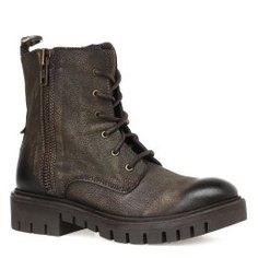 Ботинки INUOVO ECLIPSE коричнево-зеленый