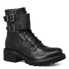 Ботинки NERO GIARDINI A719906D черный