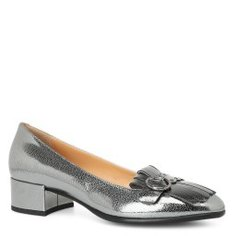 Туфли GIOVANNI FABIANI G4019 темно-серебряный