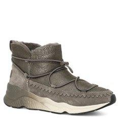 Ботинки ASH MITSOUKO темно-зеленый