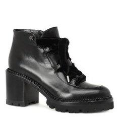 Ботинки NANDO MUZI T407DMA черный