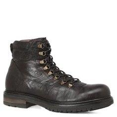 Ботинки NERO GIARDINI A705483U темно-коричневый