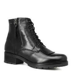Ботинки NERO GIARDINI A719886D черный