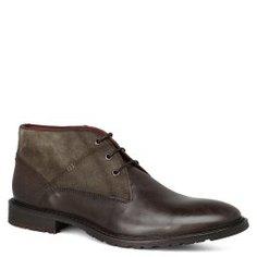 Ботинки LLOYD SEVERIN темно-коричневый