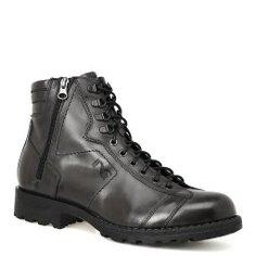 Ботинки NERO GIARDINI A705492U темно-серый