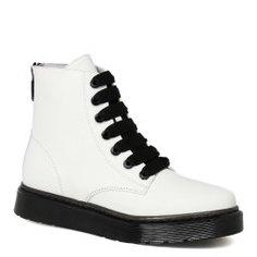 Ботинки KISS MOON 9877-75 молочно-белый