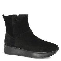 Ботинки GEOX D745TC черный