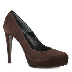 Туфли LORIBLU Y07051P темно-коричневый