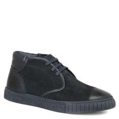 Ботинки KISS MOON H007-14 темно-синий