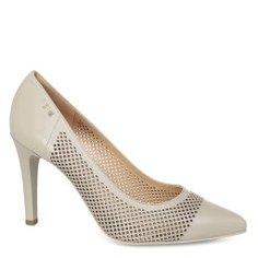 Туфли NERO GIARDINI P805565DE серый