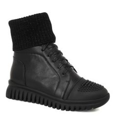 Ботинки KISS MOON 105-29 черный