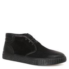 Ботинки KISS MOON H007-15 черный