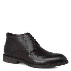 Ботинки KISS MOON YA-018 темно-коричневый