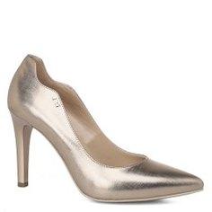 Туфли NERO GIARDINI P805562DE темно-золотой