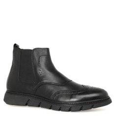 Ботинки KISS MOON S500-11-01R черный