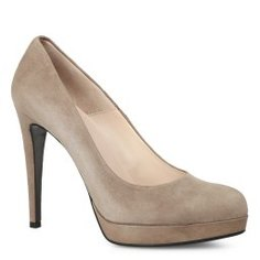 Туфли LORIBLU Y07051P серо-коричневый