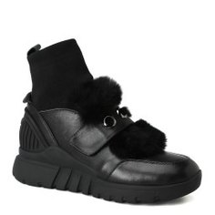 Ботинки KISS MOON 505-6 черный