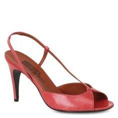 Босоножки MICHEL VIVIEN JEANETTE розово-красный