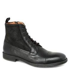 Ботинки GEOX U54Y7B черный