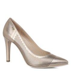 Туфли NERO GIARDINI P805566DE темно-золотой