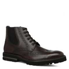 Ботинки LLOYD GREGOR темно-коричневый