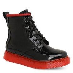 Ботинки KISS MOON 9877-517 черный
