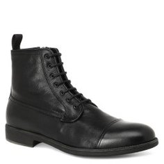 Ботинки GEOX U74Y7E черный