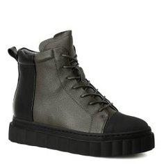 Ботинки KISS MOON 228-15 темно-зеленый