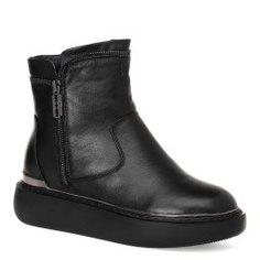 Ботинки KISS MOON 619-18 черный