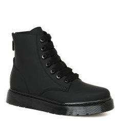 Ботинки KISS MOON 9877-75 черный
