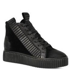 Ботинки KISS MOON 603-3 черный