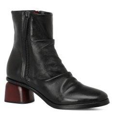 Ботинки HALMANERA ARISA 01 черный