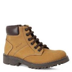 Ботинки GEOX J6486E светло-коричневый