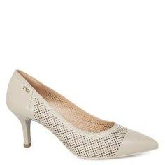 Туфли NERO GIARDINI P805572DE серый