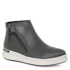 Ботинки GEOX J745TA темно-серый