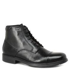 Ботинки GEOX U74U4E черный