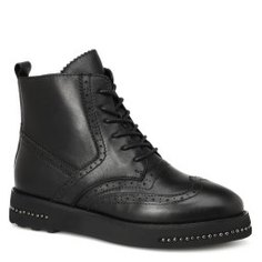 Ботинки KISS MOON 2817-88 черный