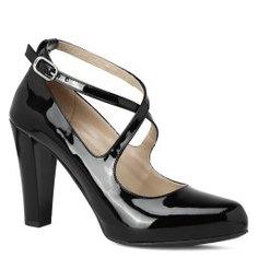 Туфли NERO GIARDINI A719774DE черный