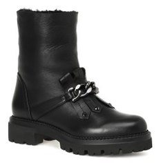 Ботинки NANDO MUZI U106LAI черный