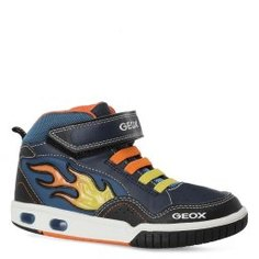Кеды GEOX J6447A темно-синий