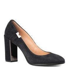 Туфли GIOVANNI FABIANI G4899 серо-черный