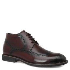 Ботинки KISS MOON YA-020 темно-коричневый