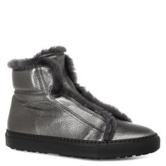 Ботинки REDWOOD 14432 темно-серый