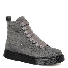 Ботинки KISS MOON S9877-716 серый