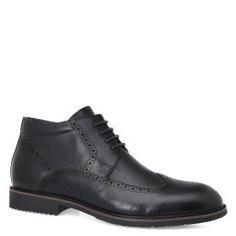 Ботинки KISS MOON YA-019 темно-синий