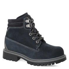 Ботинки NERO GIARDINI JUNIOR A734470M темно-синий