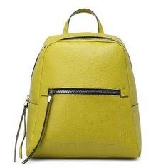 Рюкзак GIANNI CHIARINI 9230 желто-зеленый