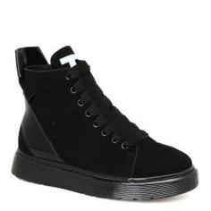 Ботинки KISS MOON S9877-77 черный